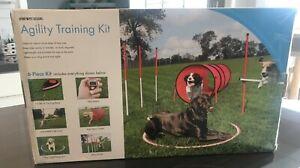 Backyard Dog Agility Training Kit Obstacle Course ...