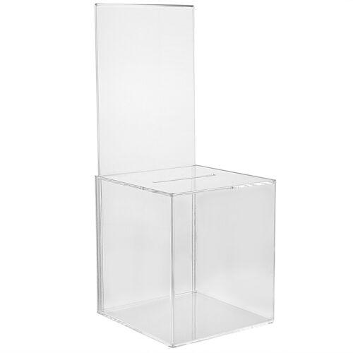 Mini Acrylic Suggestion Box
