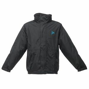 Hospitable Airborne Brotherhood Waterproof Regatta Jacket Fleece Lined Less Expensive Activewear Jackets Clothing, Shoes & Accessories