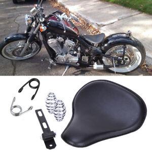 Motorcycle Spring Solo Seat For Kawasaki Vulcan Vn 500 750 800 900