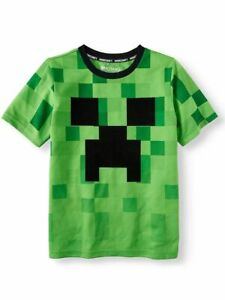 Minecraft Boys Creeper T-Shirt