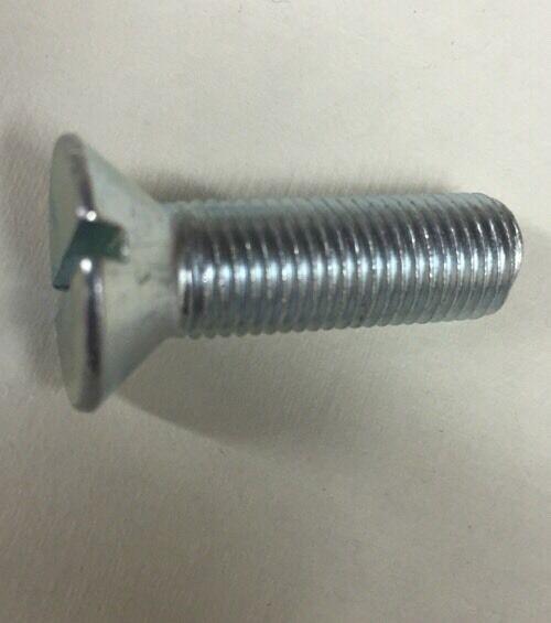 """Shoulder Screw,1//2/""""X2-1//4/"""",3//8-16,PK2 ZORO SELECT Z0721"""
