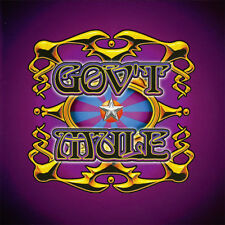 Gov't Mule LIVE WITH A LITTLE HELP FROM OUR FRIENDS New Sealed 2 CD