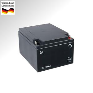 AGM Batterie passend für Portalac PE12V24A 167x176x126 mm