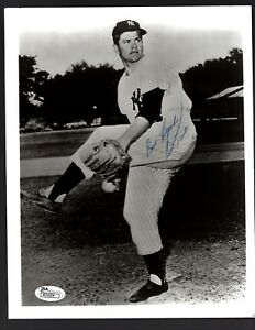Bob-Turley-D-2013-Signed-Autograph-New-York-Yankees-8x10-Photo-JSA-R31024