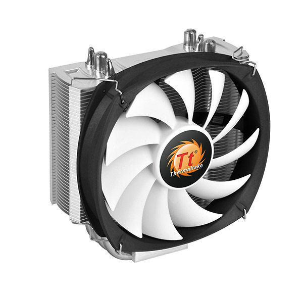 Thermaltake Frio Silent 14 Non-Interference 140mm Cooler (CL-P002-AL14BL-B)