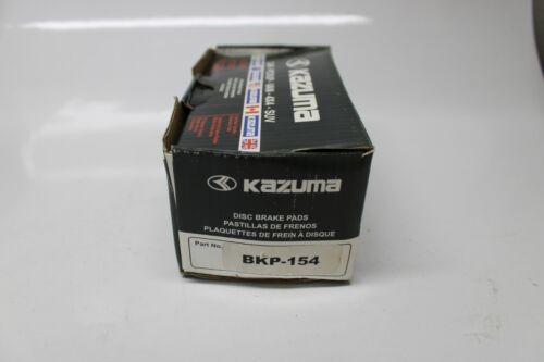 Disc Brake Pad Set-Semi Metallic Pads Front KD333