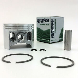 Set of Two 52mm X 1.2mm Piston Rings For Chainsaw Strimmer Hedgetrimmer