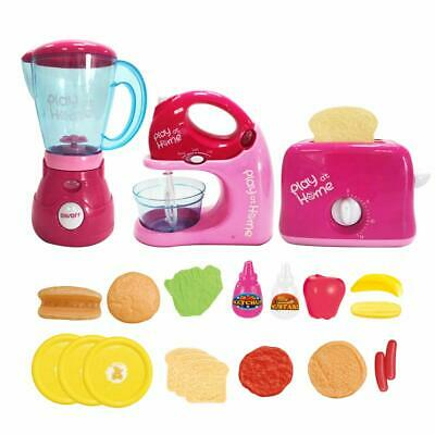 PRETEND PLAY KITCHEN Toaster & Juicer
