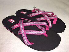 d9bd29c64 item 2 Teva Olowahu Mush Flip Flops Sandals Women s Thongs Multiple Colors  6840 B NEW -Teva Olowahu Mush Flip Flops Sandals Women s Thongs Multiple  Colors ...