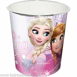 Gim42 Disney Sofia Die Erste The First Kinder Papierkorb Mülleimer Abfalleimer Büro & Schreibwaren Büromöbel