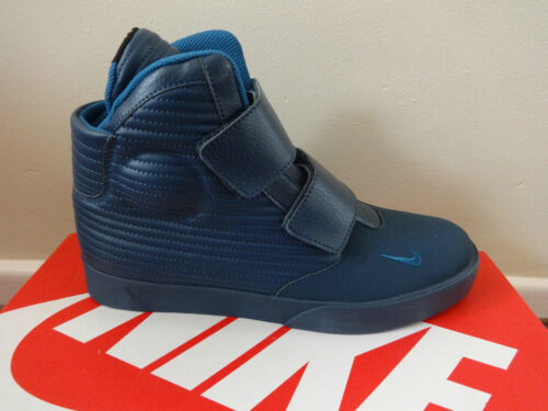 2k3 Box New montantes hommes pour Nike Flystepper Baskets 644576 446 E2WH9ID