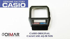 Painstaking Vintage GehÄuse/packung Original Aq-50 Nos Jewelry & Watches