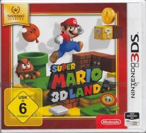 Super-Mario-3d-Land-Pour-Nintendo-3-DS-NOUVEAU-amp-NEUF-dans-sa-boite-allemande-USK-6-Version