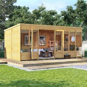 ... Outdoor Huge Summer House Log Cabin Building Structure