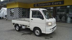 2002 DAIHATSU Hijet 4WD