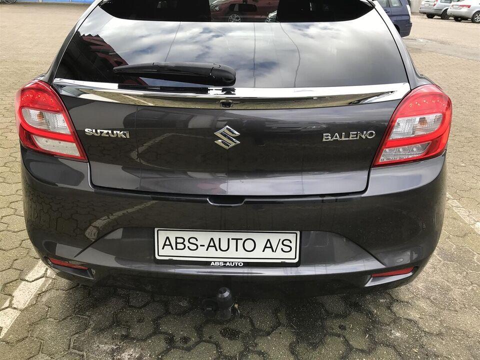 Suzuki Baleno 1,2 Dualjet Exclusive SHVS Benzin modelår