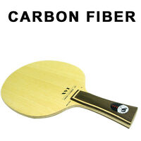 Xvt Archer-b Carbon Fiber Table Tennis Blade Table Tennis Paddle
