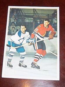 228eaee3a15 Toronto Stars in Action 1963-64 Bobby Baun Toronto Maple Leafs lot 4 ...