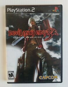 Devil-May-Cry-3-Dante-039-s-Awakening-Sony-PlayStation-2-PS2-Complete-in-Box-2005