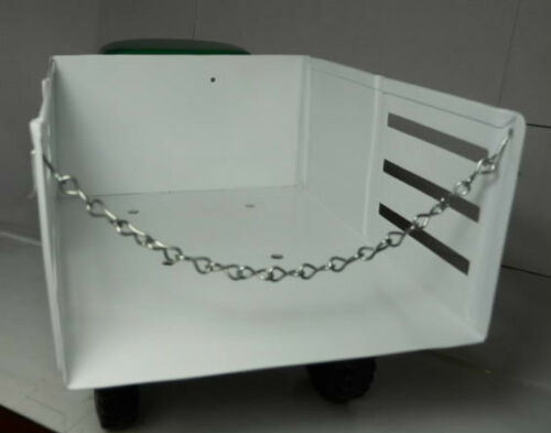 Tonka Utility Truck Tailgate Chain Replacement  . Made In The USA Toy Parts
