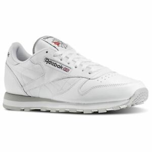 free shipping great fit fresh styles Details about New Men's Reebok Classic Leather Shoes (1-101) Men US 11.5 /  UK 10.5 / Eur 45