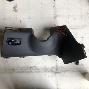2005-MERCEDES-W211-LOWER-DASH-PANEL-BLACK-A2116800187-CRUSCOTTO-LATO-GUIDA-SOTTO