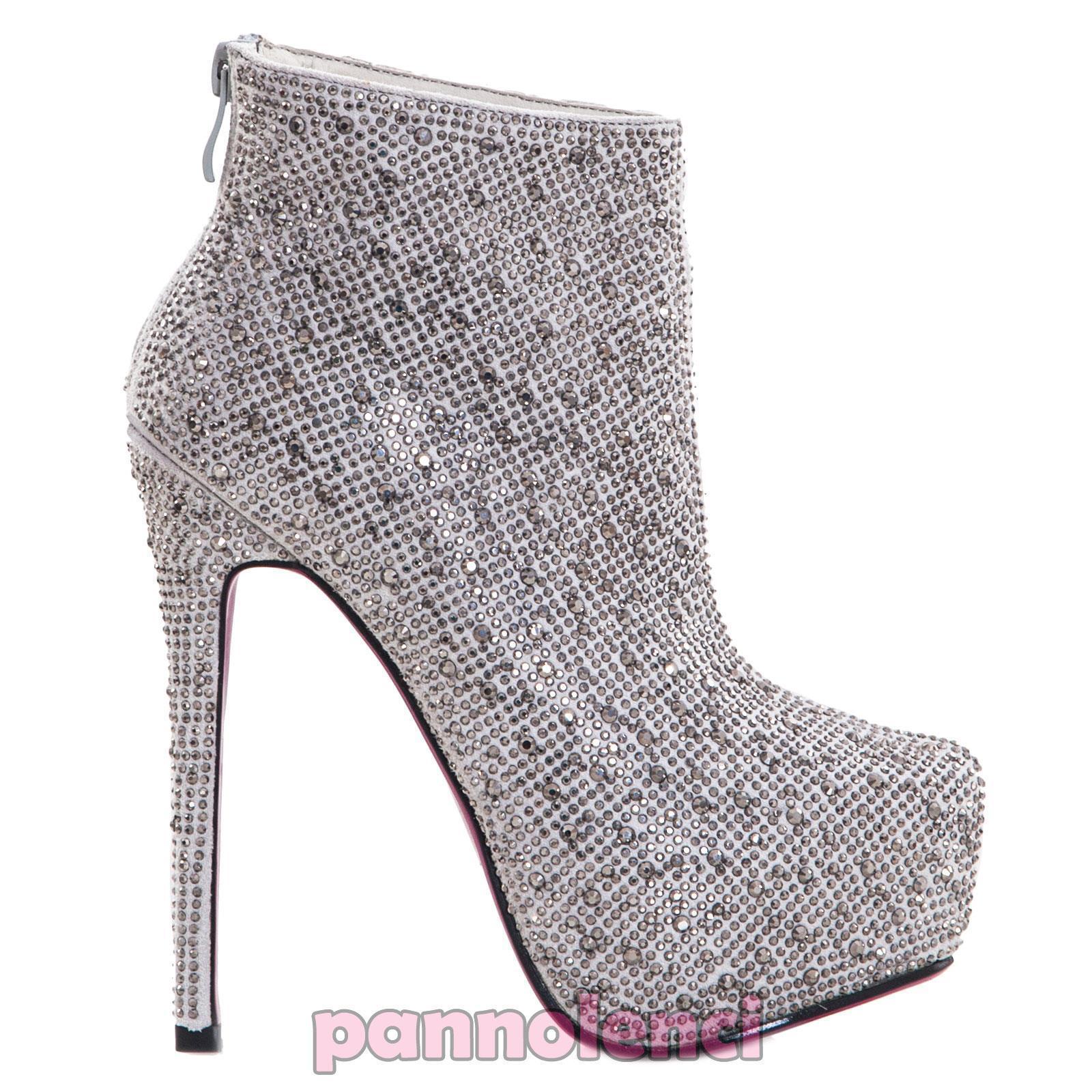 botas de mujer zapatos botas botines bajos strass tacón alto alto alto nuevo A933-1  Todo en alta calidad y bajo precio.