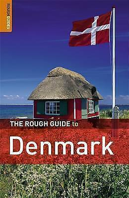 The Rough Guide to Denmark 1 (Rough Guide Travel Guides)-ExLibrary