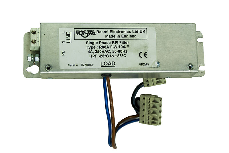 RASMI ELECTRONICS LTD R88A FIW 104-E