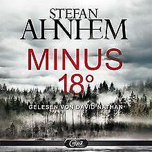 Minus-18-Grad-2-CDs-Ein-Fabian-Risk-Krimi-Band-3-von-Buch-Zustand-gut