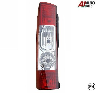 Rear Light Lamp Left N//S Passenger Side Peugeot Boxer Fiat Ducato Citroen Relay