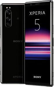 Sony-Xperia-5-Single-Sim-Black