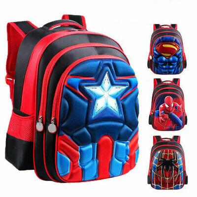 Marvel Batman vs Superman Lenticular Backpack School Bag Kids Childrens Holiday