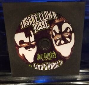 Insane-Clown-Posse-Who-U-Know-Hallowicked-2016-CD-twiztid-esham-icp-single
