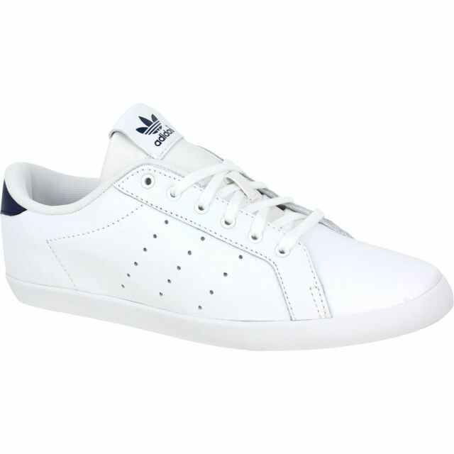 c294dd4ed Adidas Originals Miss Stan Womens Trainers Leather Shoes S32158 - White    Navy