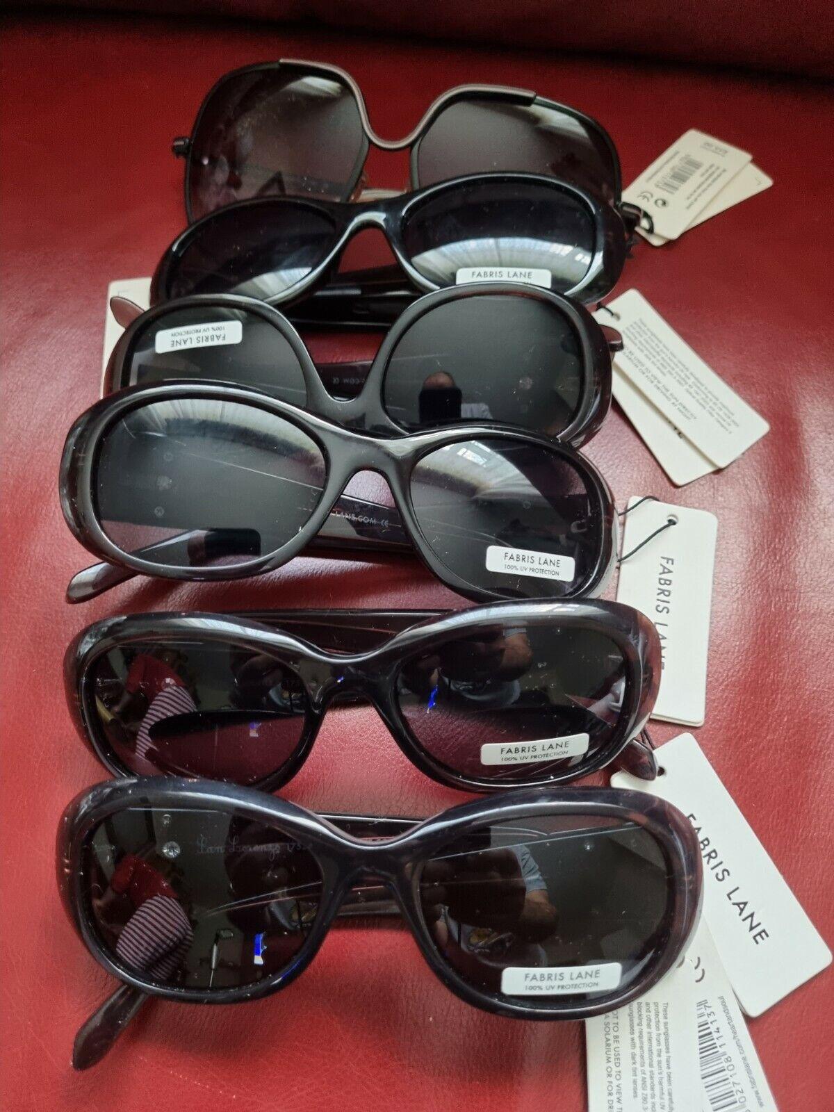 Fabris Lane Women Sunglasses lot. New.