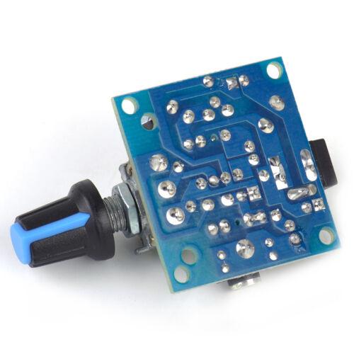 LM386 AMP Mini Audio Amplifier Module Einstellbar Volumen Verstärker-Modul NEU