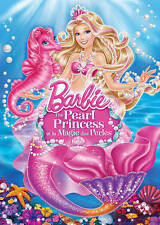 Barbie The Pearl Princess (DVD, 2014)