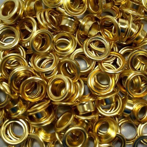 Oeillets Avec Rondelles 4 mm 5 mm 8 mm 11 mm 14 mm ou Correspondant De Taille Outil Craft