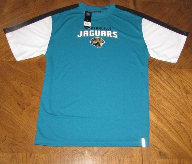2d927779 Jacksonville Jaguars T-shirt XL Reebok NFL Football With Tag