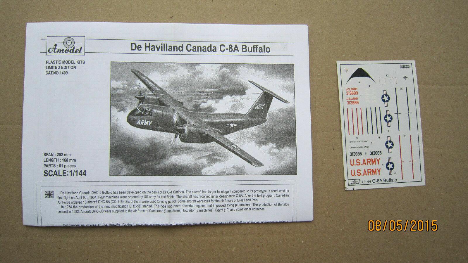 Buffalo American Maxton Thunder Cue 145/cm