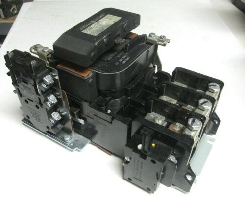 * General Electric Motor Starter Size 3 120V Coil Cat# CR306E0**ABNA . YG-171