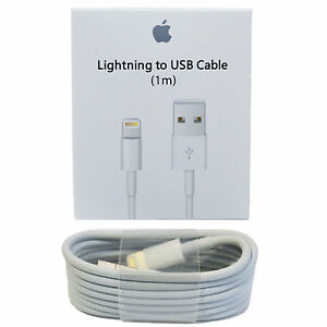 New-Apple-Lightning-to-USB-Cable-1M-For-iPhone-7-7-Plus-5-5S-6-6S-6S-Plus
