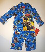 Disney Cars 2 Piece Pajamas Set Sleepwear 12 Months