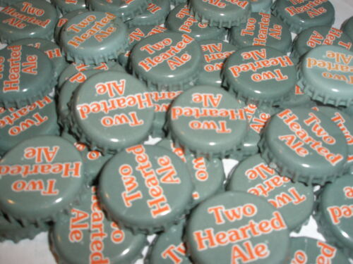Free Shipping Bell/'s TWO HEARTED ALE Beer Bottle Caps 100