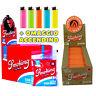 CARTINE Smoking corte ORANGE Arancioni 1 box + FILTRI Smoking SLIM 6 mm 1 Box