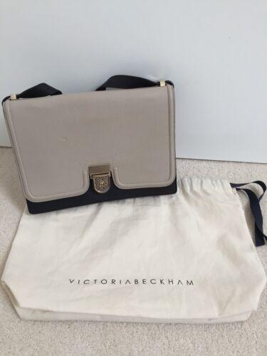 Leather Black Taupe Beckham Victoria Bag Clutch And Handbag Ivqwp 5a861e524d0ee