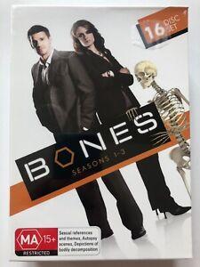 Bones-Complete-Seasons-1-2-amp-3-DVD-16-disc-Australia-Region-4-NEW-amp-SEALED
