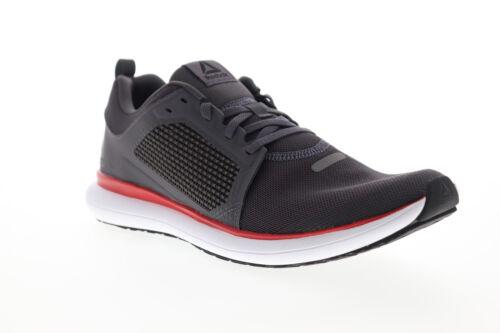 Reebok Driftium Ride CN2414 Mens Gray Mesh Lace Up Athletic Running Shoes